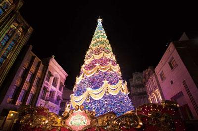 USJワンダークリスマス2013の見どころや開催スケジュール、開催時間は?