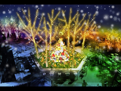 OMOHARA WHITE CHRISTMA