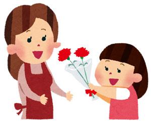 2014母の日はいつ?母の日にカーネーションを贈る由来とは?